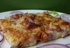 Taco Pizza, Lasagna, Hamburger, Main Dishes, Cake Recipes, Pork, Vegetarian, Favorite Recipes, Vegan