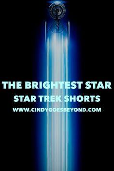 The Brightness Star - Cindy Goes Beyond Star Trek Short Treks Star Trek Discovery Saru Short Essay, Bright Stars, Essay Writing, Star Trek, Discovery, Tv Series, Sunday, Shorts, Glitter Stars