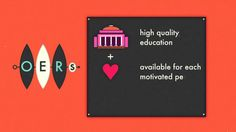 The OERs - Open Educational Resources