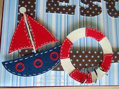 Baby shower de marinero decoración - Imagui