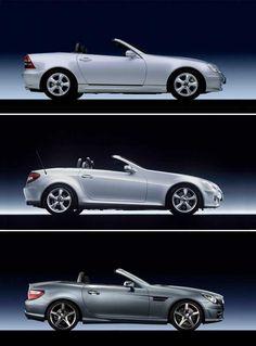 Mercedes-SLK-Body-Styles Still love that original. So simple