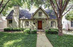 Sweet 1920s home