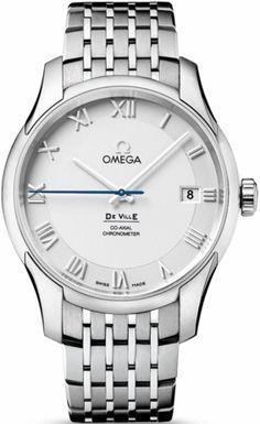 Omega DeVille Chronometer 431.10.41.21.02.001