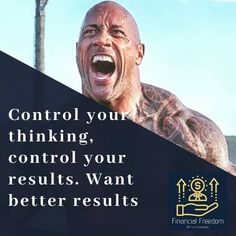 Control your thinking Control your Results Want Better results  The way we think about our situation, our capabilities and literally about ourselves is determining our future.  Give a Chance to Yourself by thinking great about you. Control the negativity that might come up, don't let it to control you  Like it and Share it with someone who might need it  Please FOLLOW @financialfreedomforyounow - - - - - - #bestwaystomakemoney #beliefsystem #lifeonyourterms #passions #personalfreedom Don't Let, Let It Be, Freedom, Wellness, Future, Liberty, Political Freedom, Future Tense
