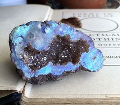 Aura Quartz Geode                                                                                                                                                                                 More