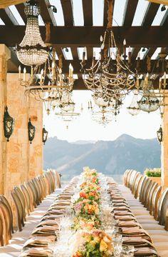 Casa de Perrin dinner party | photo by Paige Jones |