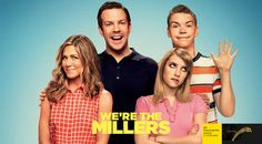 WE'RE THE MILLERS Filmkritik #Locarno66 von Roger Keller. #werethemillers #review