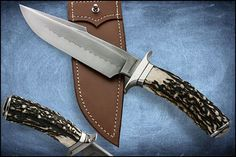 """Robertson Special 13"""" OAL 8"""" Hollow ground blade"""
