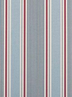 DecoratorsBest - Detail1 - CC F0408/01 - Sail Stripe - Marine - Fabrics - DecoratorsBest