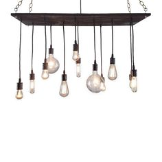 Rustic Chandelier Lighting Fixtures Edison Bulb Moment Industrial Decor Popular in attachment with category Lighting Wine Bottle Chandelier, Edison Chandelier, Industrial Chandelier, Industrial Lighting, Rustic Industrial, Modern Lighting, Kitchen Chandelier, Contemporary Chandelier, Lighting Ideas