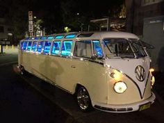 My VW Camper Van: Stretch VW Limo