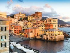 3. Take things slow in a picturesque fishing village