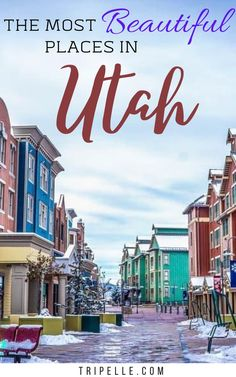 You can never run out of thing to do in Utah! If you are planning a Utah vacation or a Utah family vacation and want some fun things to do in Utah, there is a lot for you to see and experience while in this beautiful state. From desert landscapes to large cities and more, there is so much to do and see in Utah.To help you decide what to do while in Utah, here are 30 places to go and things to do in Utah. #Travel#Utah#Travelguide Utah Vacation, Vacation Places, Vacation Trips, Usa Travel Guide, Travel Usa, Travel Guides, Travel Tips, Usa Places To Visit, Places To Go