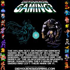 This is an amazing game fact!