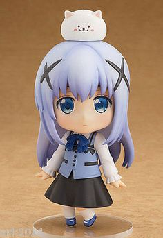 Good Smile Company Nendoroid - Is the order a rabbit?: Chino
