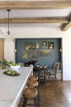 Interior Simple, Home Interior, Interior Decorating, Kitchen Interior, Interior Design Boards, Decorating Bedrooms, Interior Livingroom, Interior Garden, Interior Ideas