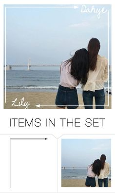 """""""Lily and Dahye Decide to Leave Their Company"""" by pandagirl2102 ❤ liked on Polyvore featuring art"""
