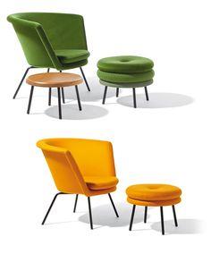 Lounge Chait H 57 Design: Herbert Hirche, 1957 richard lampert