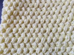 Tuto facile point fantaisie 1 au crochet - YouTube