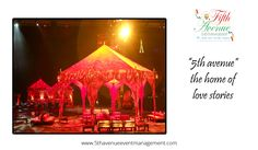 #Indianweddings are the heart of #Indianculture. #5thavenue gives it a heartbeat. For more details visit - http://www.5thavenueeventmanagement.com/
