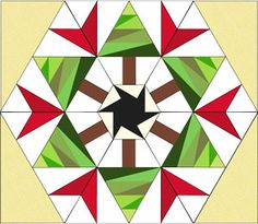 Home - Quilting On The Square Foundation piecing instructions