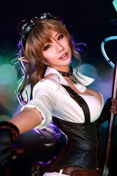 [Riot Games] League of Legends – Hextech Janna | Spiral Cats