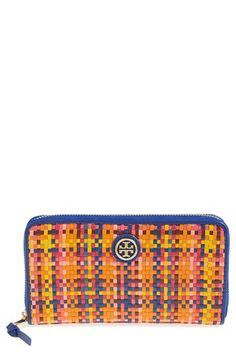 Tory Burch 'Jane' Continental Wallet | Nordstrom