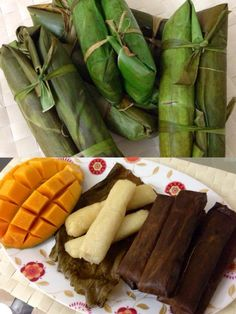 Finally, I've made it! It was a week ago when my son asked me to cook suman (he actually remembered the one that Lola Juling used to gave him the last time we're home). I was begging him to e…