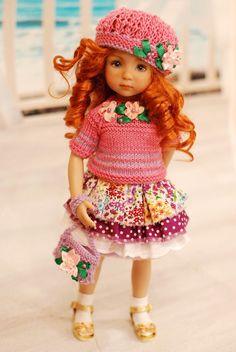 3364,69 руб. New in Куклы и мягкие игрушки, Куклы, Одежда и аксессуары
