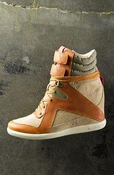 Sneaker love: Reebok Alicia Keys Wedge Sneaker