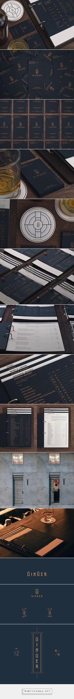 Bar Ginger - Branding on Branding Served - created via https://pinthemall.net