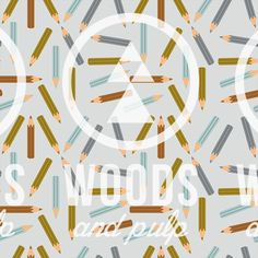 Today a creation, tomorrow a collection! 'Metal Moods' illustrated by Suzanne Janssen  Available at Woods and Pulp!  www.woodsandpulp.com #pattern #print #graphic #textile #industrial #prints  #woodsandpulp #pencil @woodsandpulp
