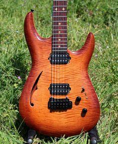 Light - Custom Guitar