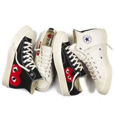 You'll HeartConverse andComme des Garcons's LatestCollection