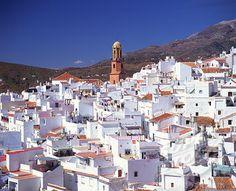 Andalucia, Competa Spain