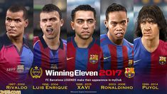 Winning Eleven 2012 Mod Winning Eleven 2017 Android Apk Soccer Game Download. Winning Eleven 2017 also known as WE 17 and is the new version of WE 2012 mod, an upgrade of the famous Winning Eleven 20