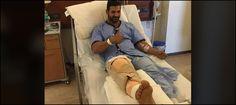 John Abraham injured while shooting action scene
