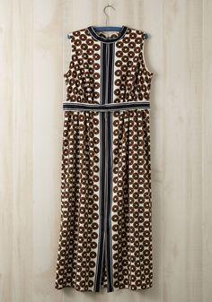 Vintage It's Symbol, Really Dress in Plus Size | Mod Retro Vintage Vintage Clothes | ModCloth.com