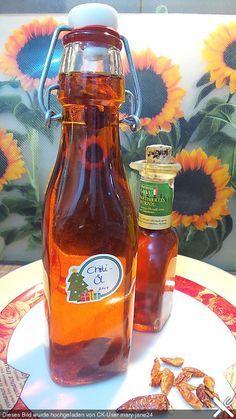 Schnelles Chiliöl