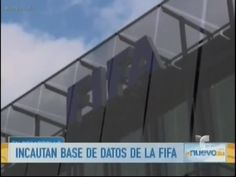 Justicia De Suiza Incauta Base De Datos De La FIFA #Video