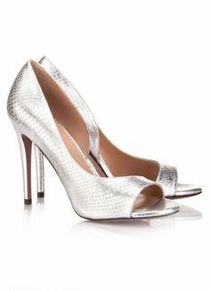 Sapatos de noiva Pura López 2016: cómodos mas cheios de estilo Image: 23