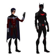 Terry McGinnis Titans Design by Bobkitty23.deviantart.com on @deviantART