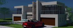 2 storey House Design, modern house plan, 4 car garage house design, contemporar… - Home & DIY 4 Bedroom House Designs, 4 Bedroom House Plans, Garage House, Car Garage, Home Design Floor Plans, House Floor Plans, Plan Design, Design Ideas, Contemporary House Plans