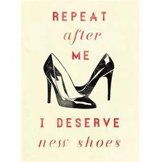 Yes, yes I do!