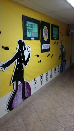 Call best detective agency at Spy Birthday Parties, Spy Party, Clue Party, Vbs Crafts, Church Crafts, Secret Agent Party, Detective Theme, Mission Possible, Bible School Crafts