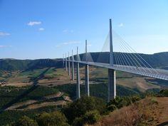 millau viaduct image widescreen retina imac, 878 kB - Palmer Stevenson