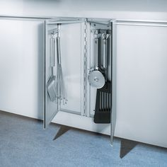 Next 125 Cube Storage System Cube Storage, Locker Storage, Kitchen Organization, Kitchen Storage, Next 125, German Kitchen, Kitchen Hacks, Kitchen Ideas, Design Consultant