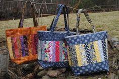 Mary Elizabeth Tote Bag    Craftsy