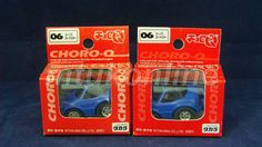 CHORO-Q STANDARD 2001 | MAZDA MX5 ROADSTER NA 1989 | NO.06 | SELL AS LOT