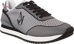 Armani Jeans , Sneakers Basses femme - - (silver), - Chaussures emporio armani (*Partner-Link)